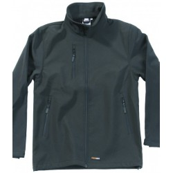 FORTRESS 204 SELKIRK SOFTSHELL JACKET